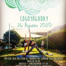 CogoYogaDay Agosto