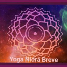 Yoga Nidra Breve Front